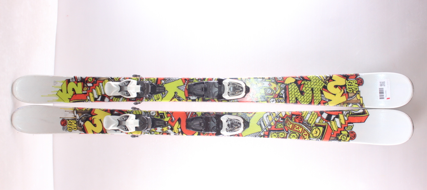 Dětské lyže K2 BADSID 139cm