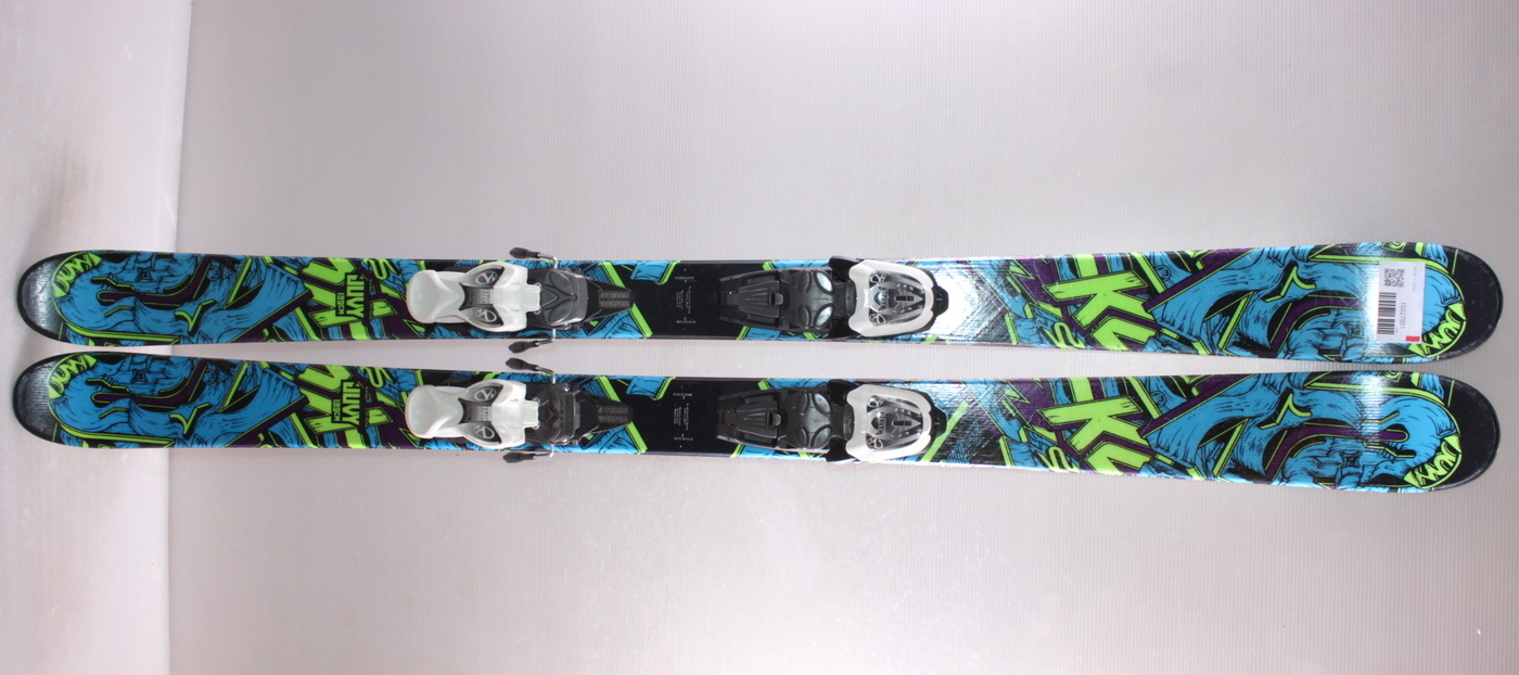 Dětské lyže K2 JUVY 139cm