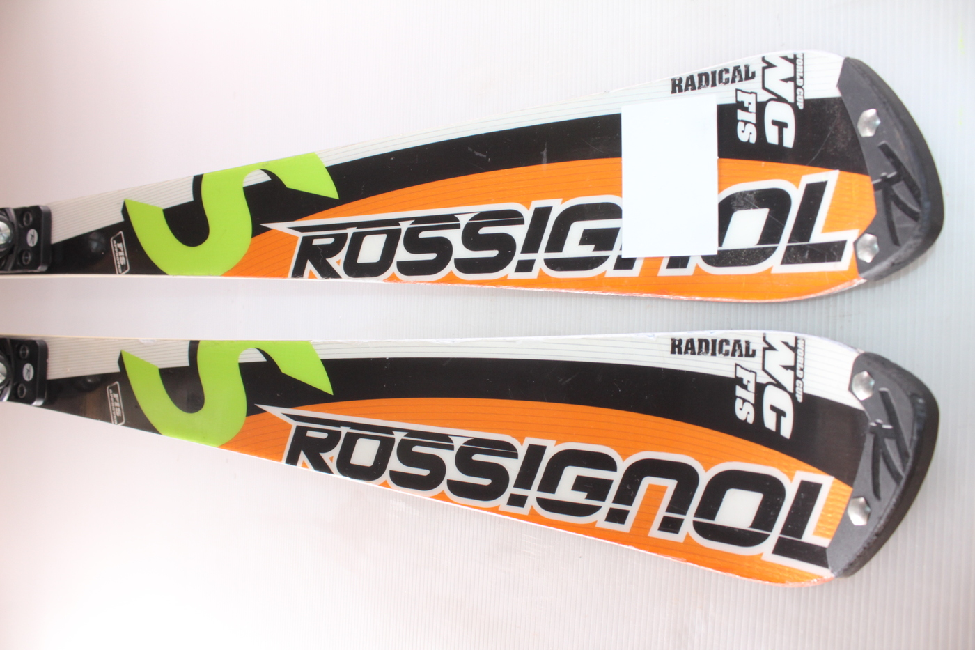 Lyže ROSSIGNOL Radical WC FIS 165cm