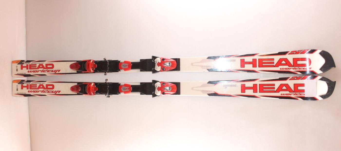Lyže HEAD WORLDCUP SL 165cm