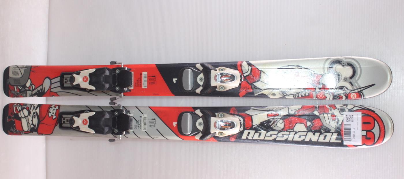 Dětské lyže ROSSIGNOL ROBOT 93cm