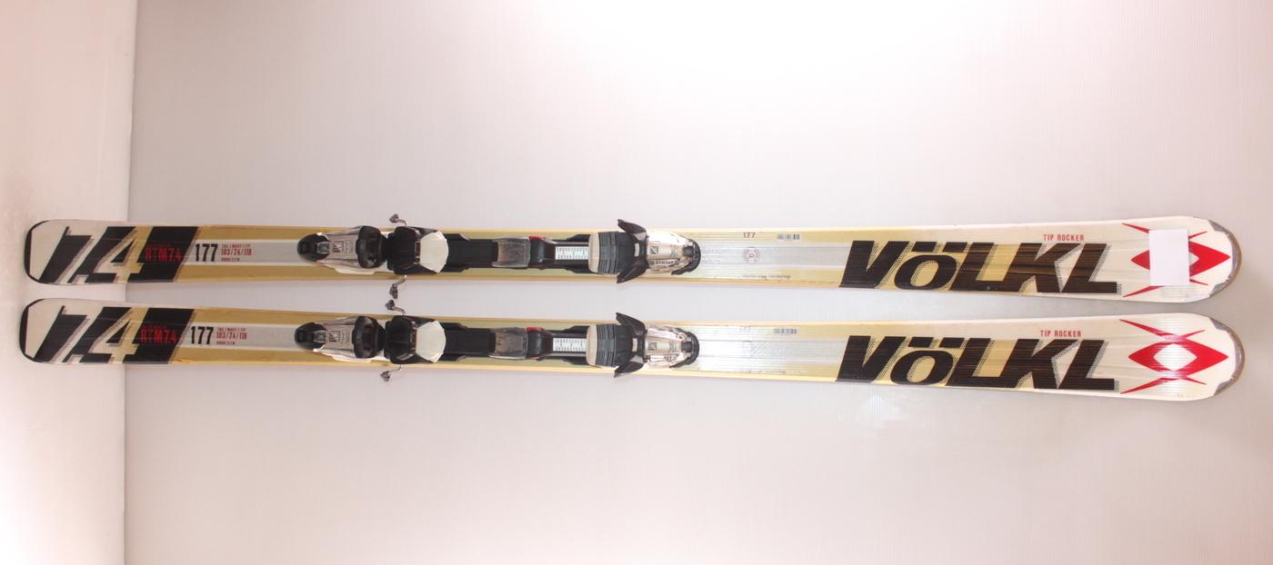 Lyže VOLKL RTM 7.4 177cm