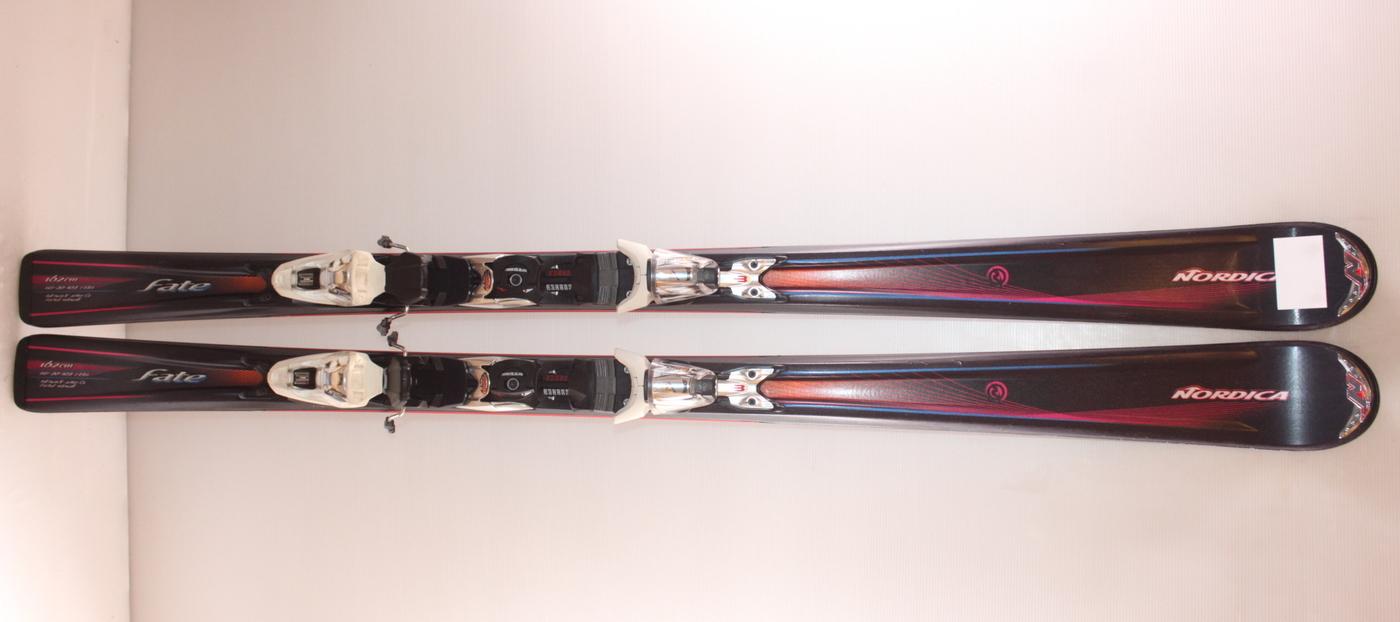 Dámské lyže NORDICA FATE 162cm