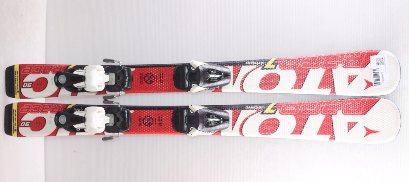 Dětské lyže ATOMIC RACE 7 90cm