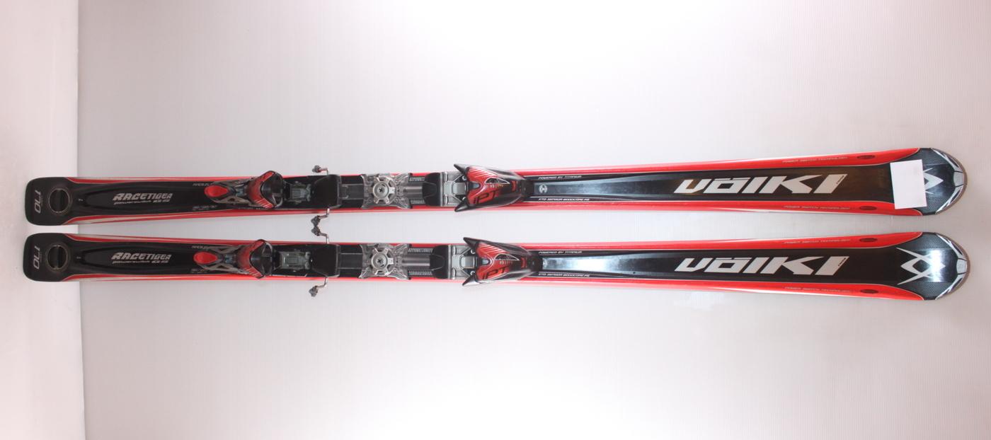 Lyže VOLKL Raceticer GS Power Switch 170cm