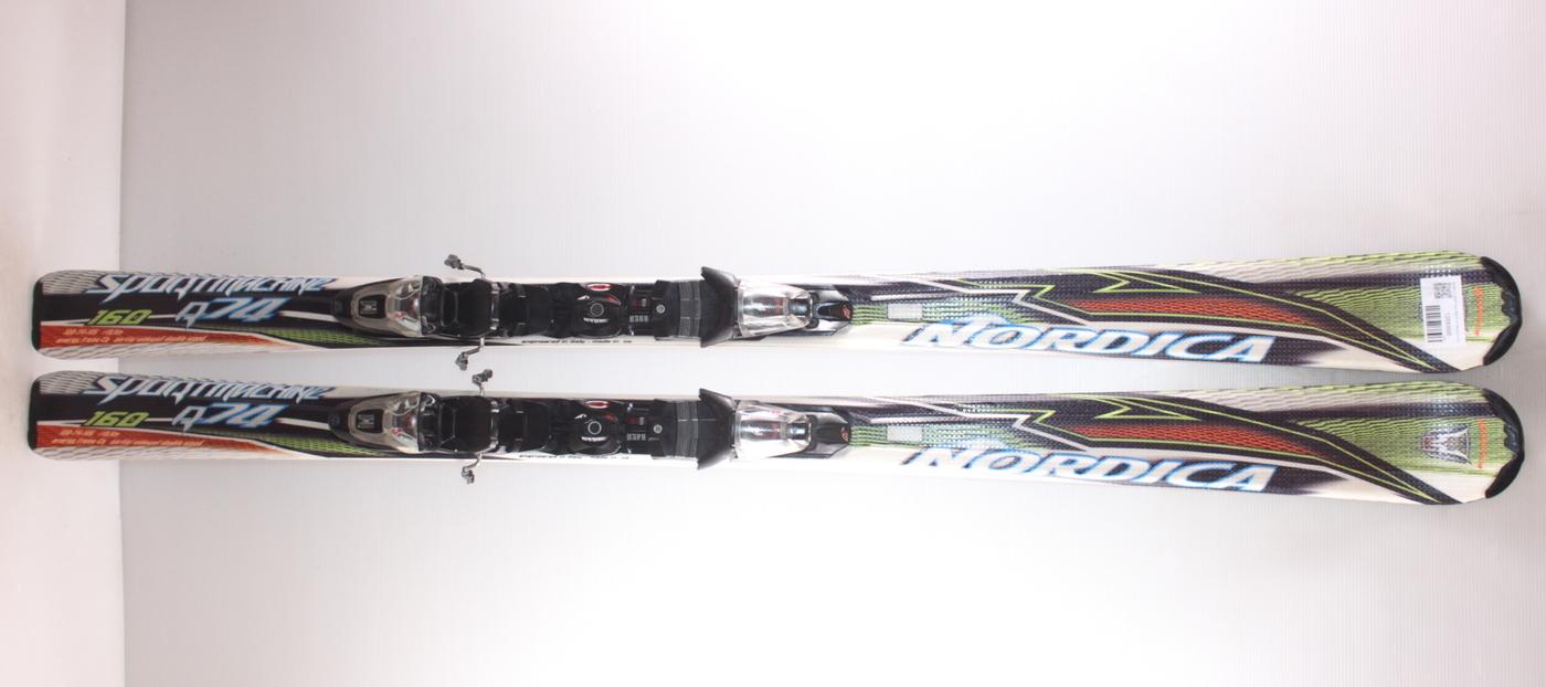 Lyže NORDICA SPORTMACHINE R 74 160cm