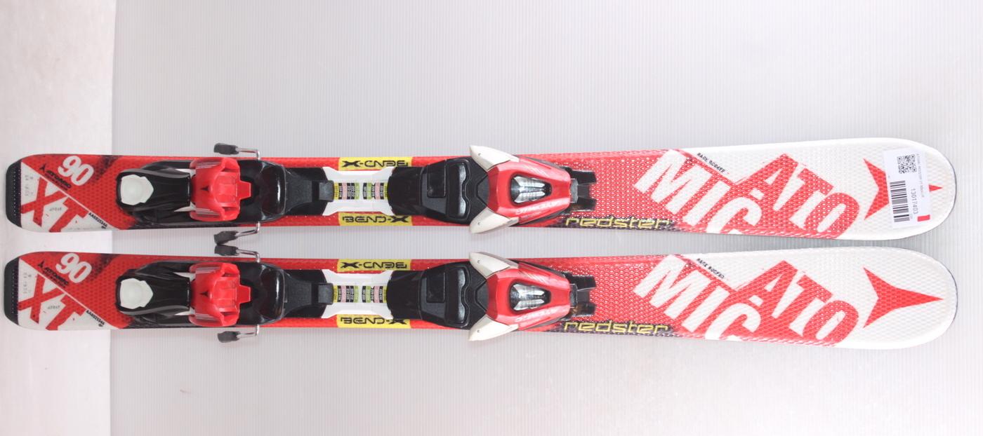Dětské lyže ATOMIC REDSTER XT 90cm