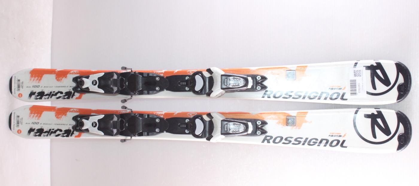 Dětské lyže ROSSIGNOL RADICAL JR 100cm