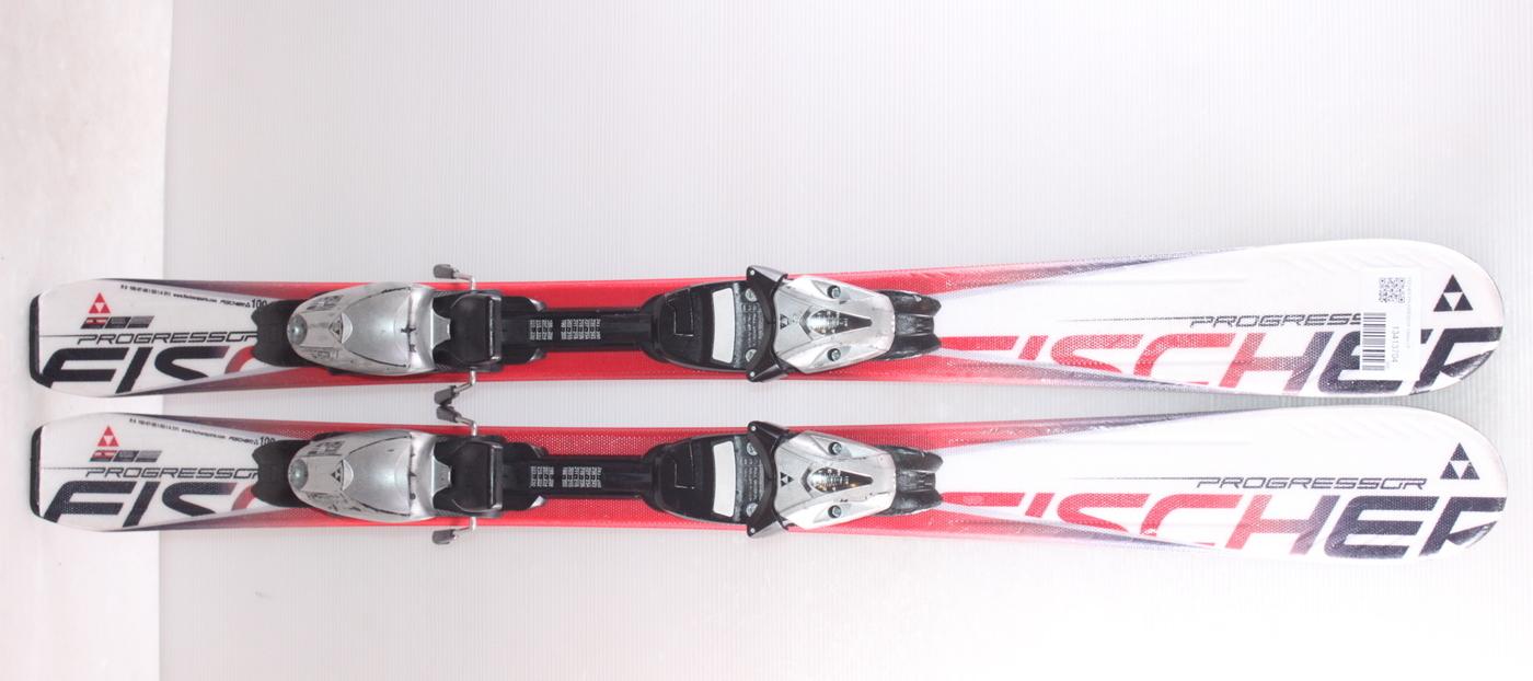 Dětské lyže FISCHER PROGRESSOR 100cm