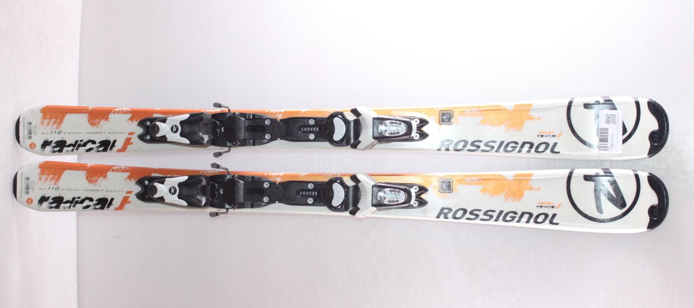Dětské lyže ROSSIGNOL RADICAL JR 110cm