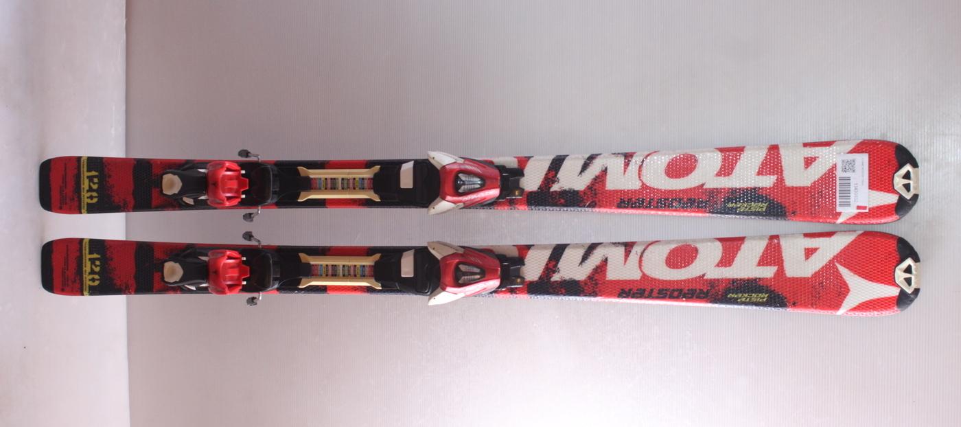 Dětské lyže ATOMIC REDSTER 120cm