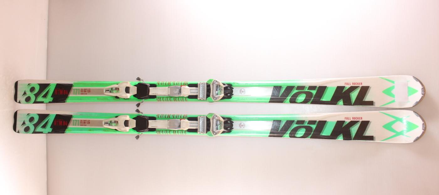 Lyže VOLKL RTM 84 171cm