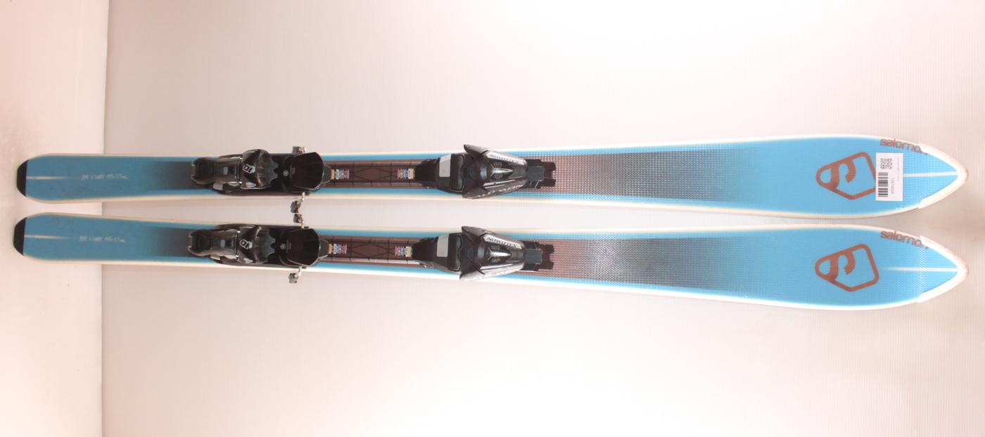Lyže SALOMON BBR 7.5 155cm