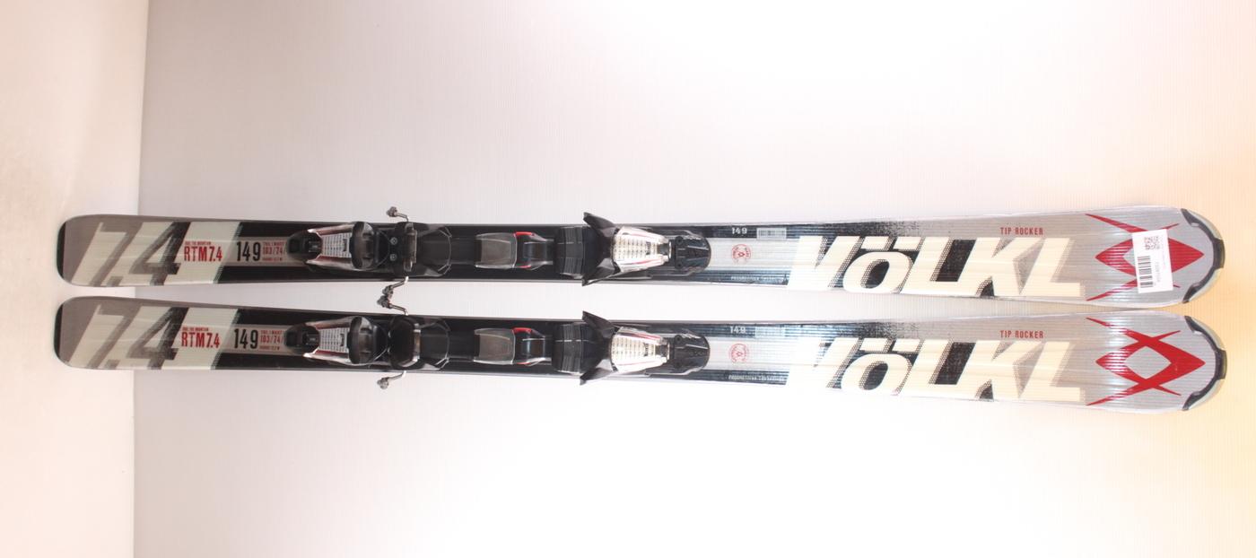 Lyže VOLKL RTM 7.4 149cm