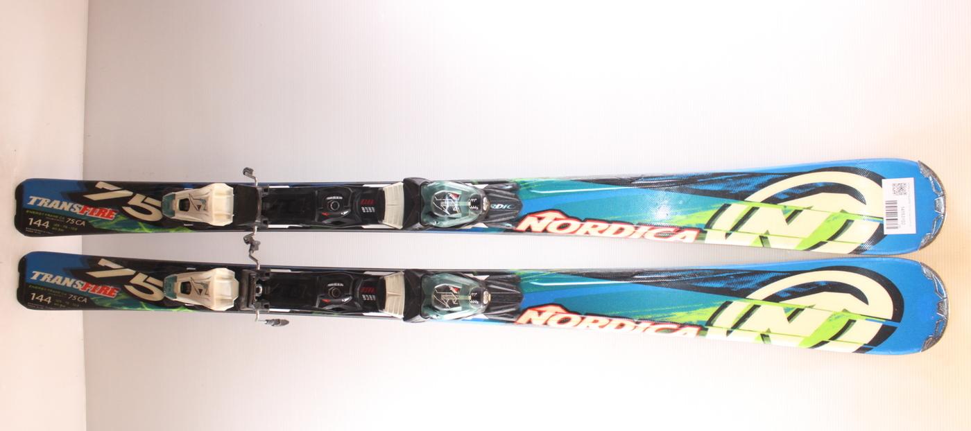 Lyže NORDICA TRANSFIRE 75 CA 144cm