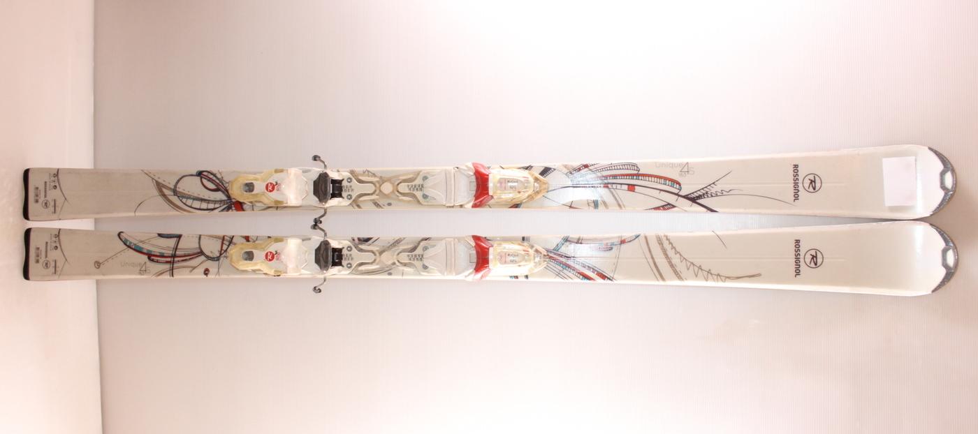 Dámské lyže ROSSIGNOL UNIQUE 4S 163cm