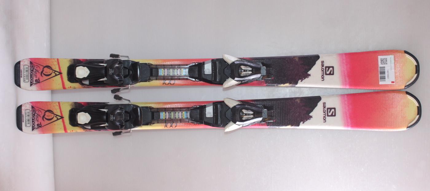 Dívčí lyže SALOMON Q LUX 100cm