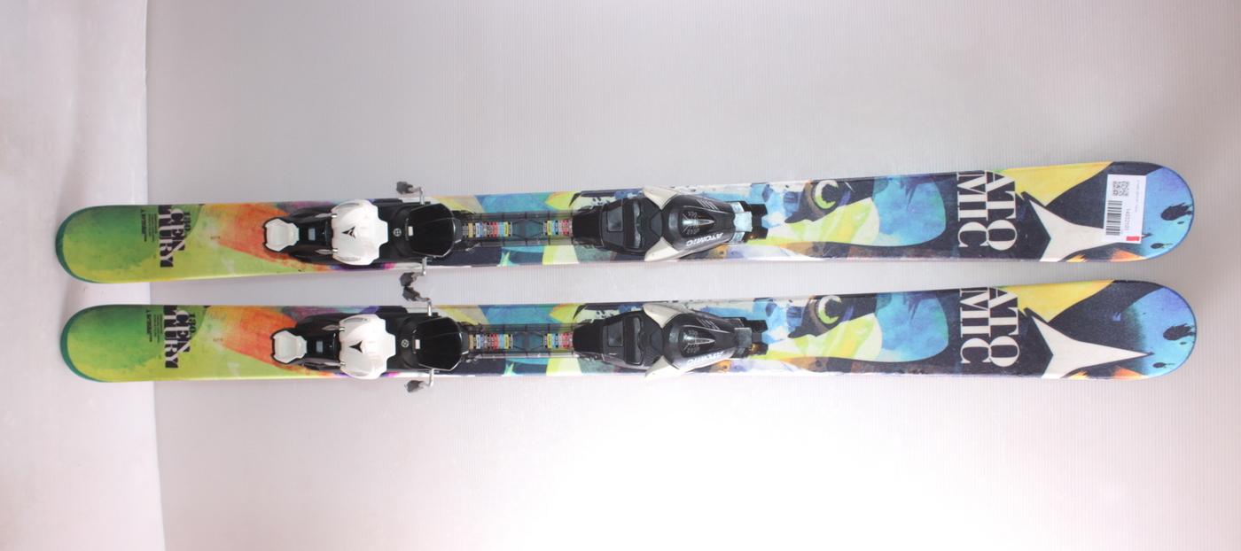 Dětské lyže ATOMIC CENTURY 130cm