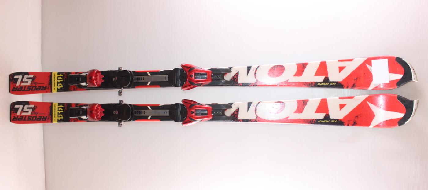Dětské lyže ATOMIC REDSTER SL 144cm