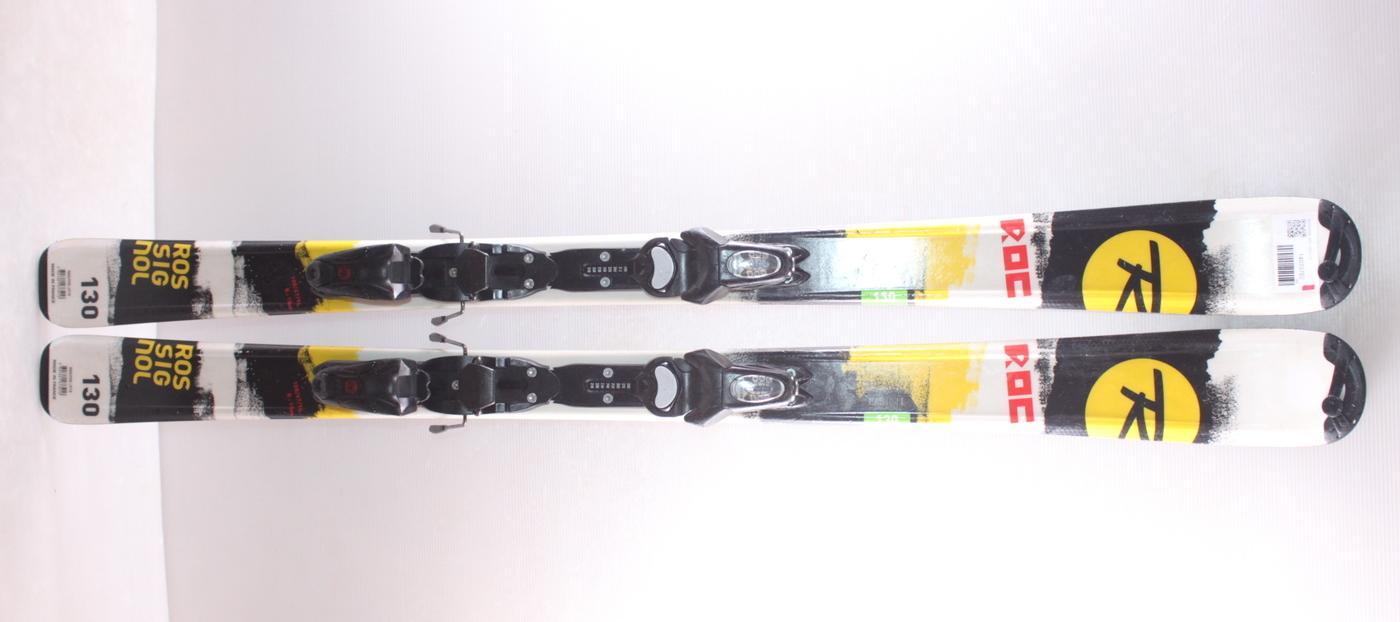 Dětské lyže ROSSIGNOL ROC 130cm