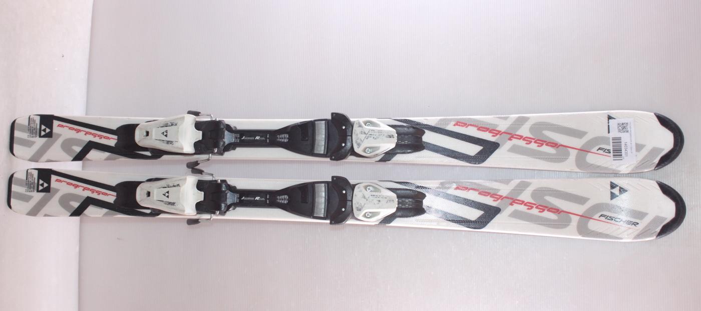 Dětské lyže FISCHER PROGRESSOR JR 110cm