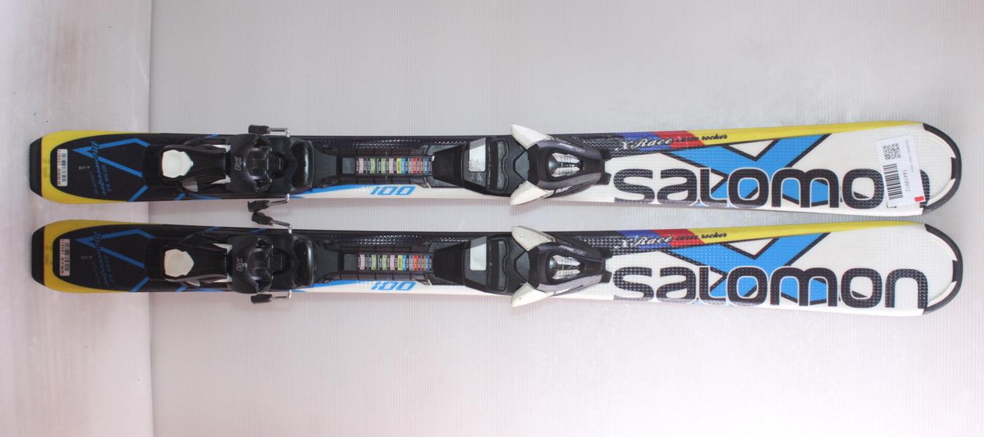 Dětské lyže SALOMON X RACE 100cm