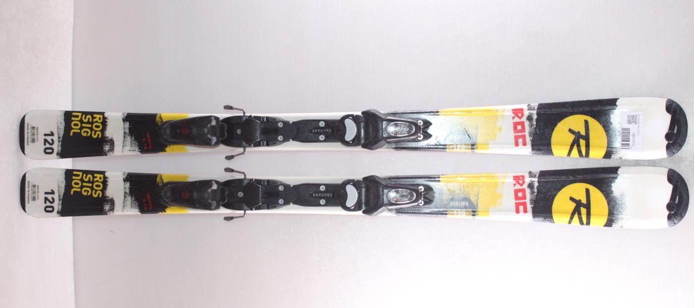 Dětské lyže ROSSIGNOL ROC 120cm