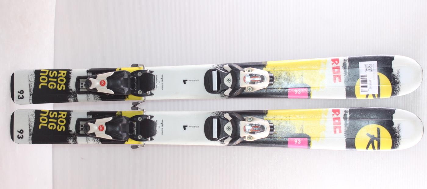 Dětské lyže ROSSIGNOL ROC 93cm