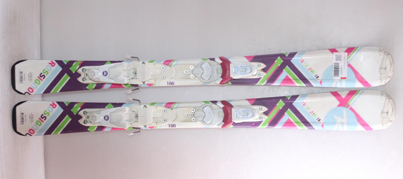 Dětské lyže ROSSIGNOL FUN GIRL 100cm