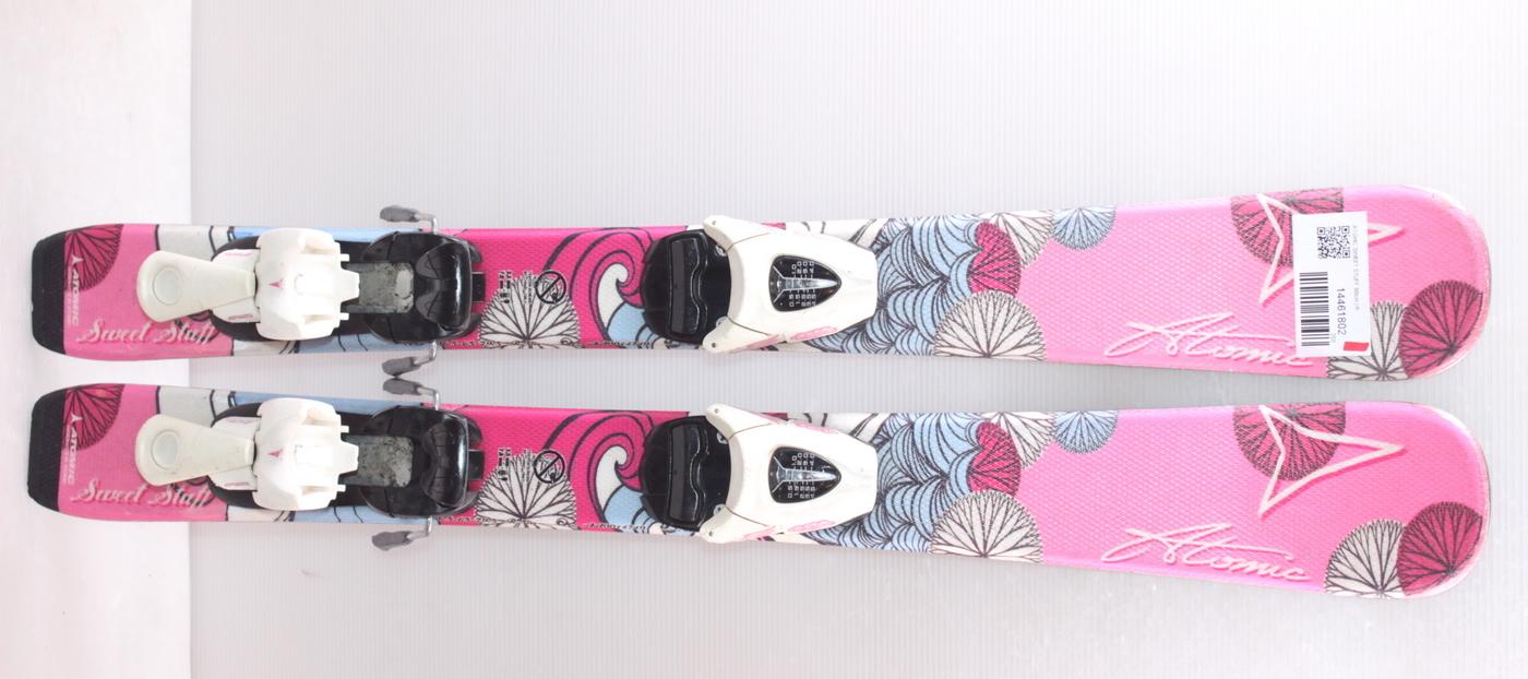 Dětské lyže ATOMIC SWEET STUFF 80cm