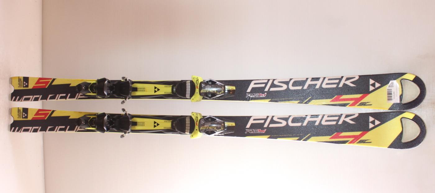 Lyže FISCHER RC4 WORLDCUP SL 150cm