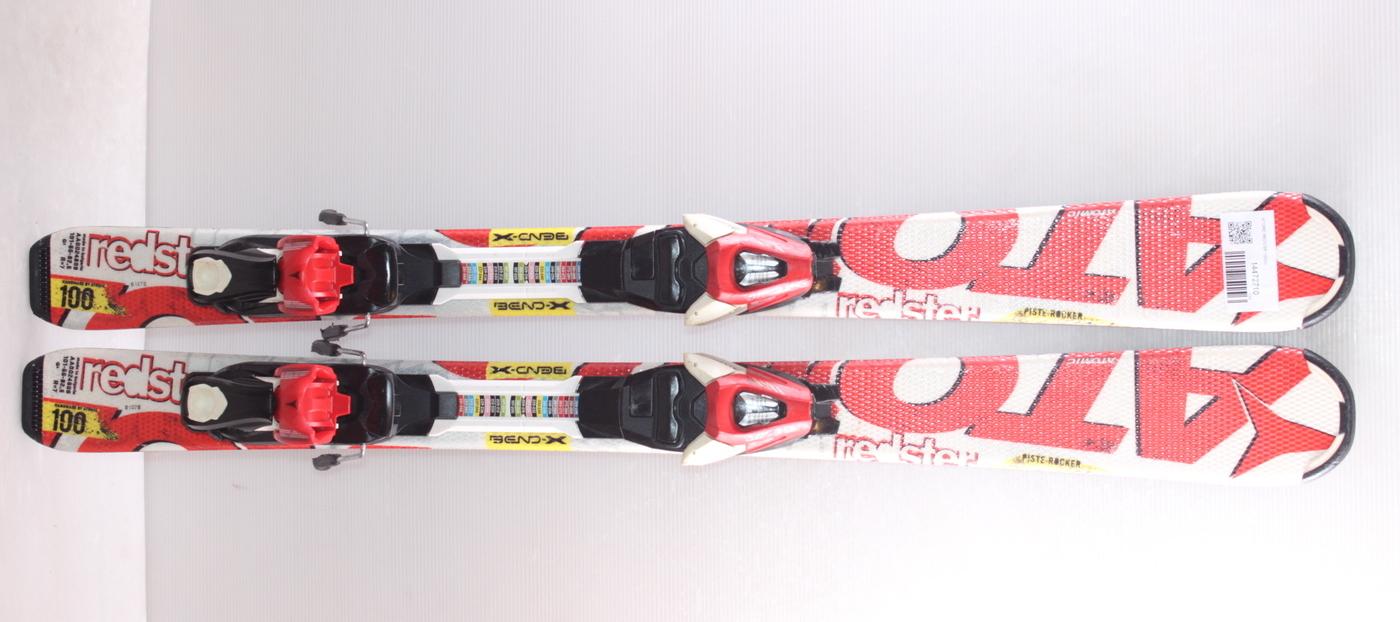 Dětské lyže ATOMIC REDSTER 100cm