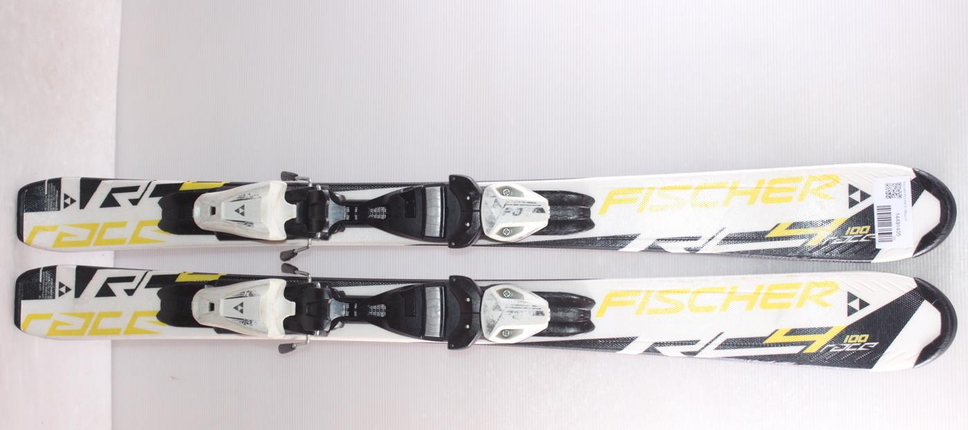 Dětské lyže FISCHER RC4 RACE 100cm
