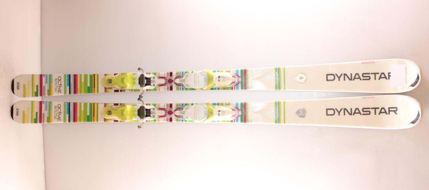 Dámské lyže DYNASTAR ACTIVE 163cm