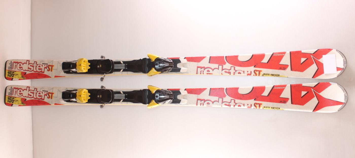 Lyže ATOMIC REDSTER ST 156cm