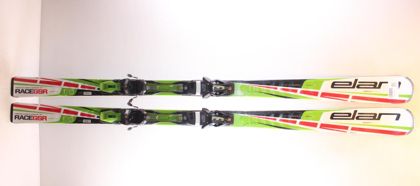 Lyže ELAN RACE GSR Waveflex 170cm