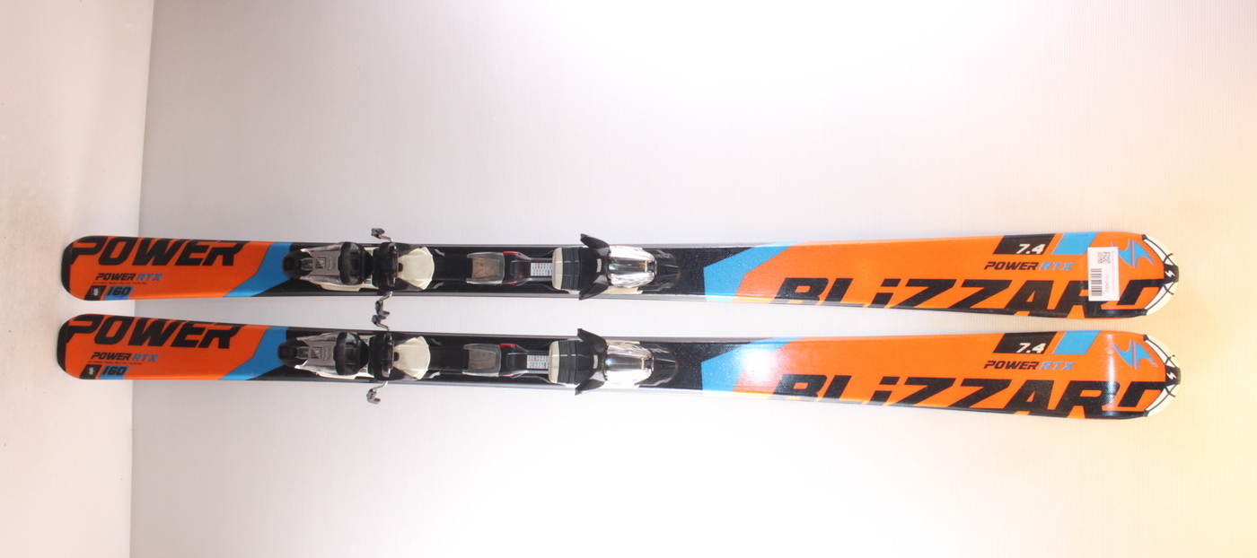 Lyže BLIZZARD POWER RTX 7.4 160cm