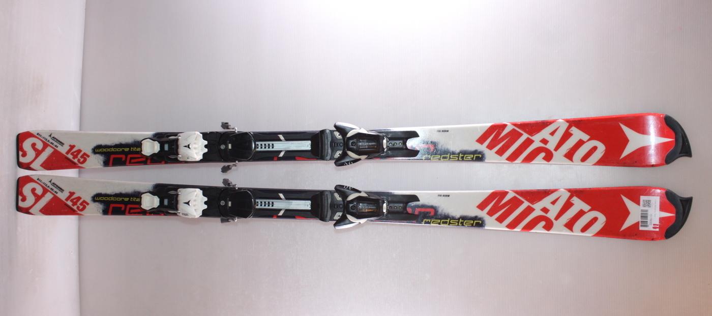 Dětské lyže ATOMIC REDSTER SL 145cm