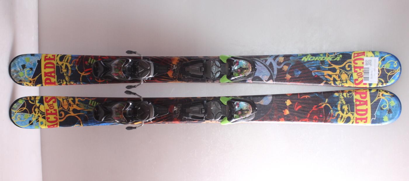 Dětské lyže NORDICA ACE OF SPADES J 128cm