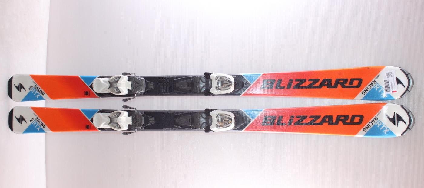Dětské lyže BLIZZARD RTX RACING 130cm