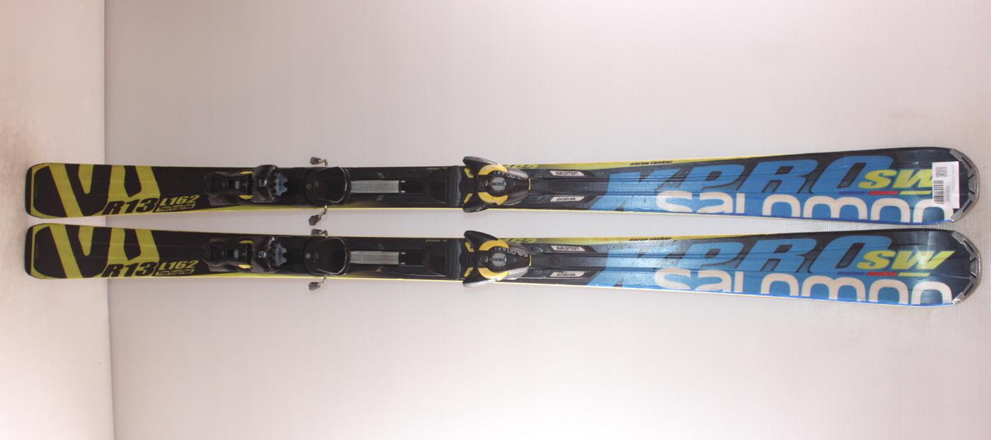 Lyže SALOMON X PRO SW 162cm
