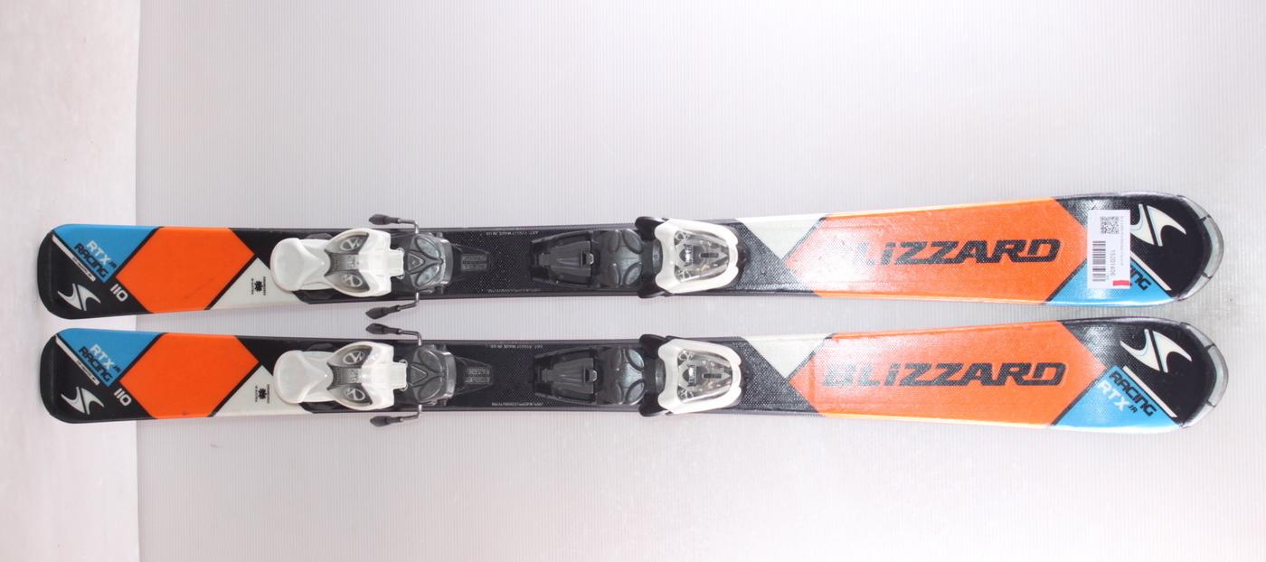 Dětské lyže BLIZZARD RTX RACING 110cm