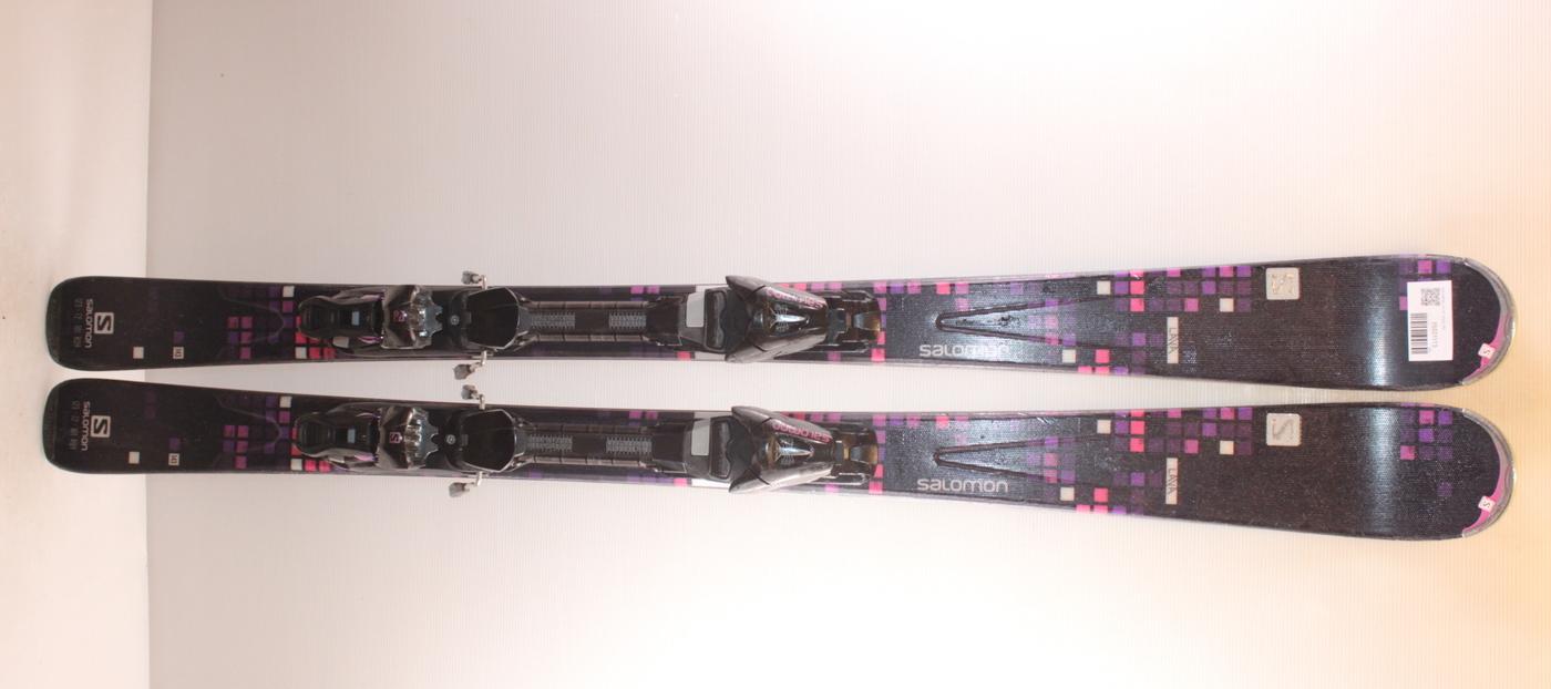 Dámské lyže SALOMON LAVA 143cm