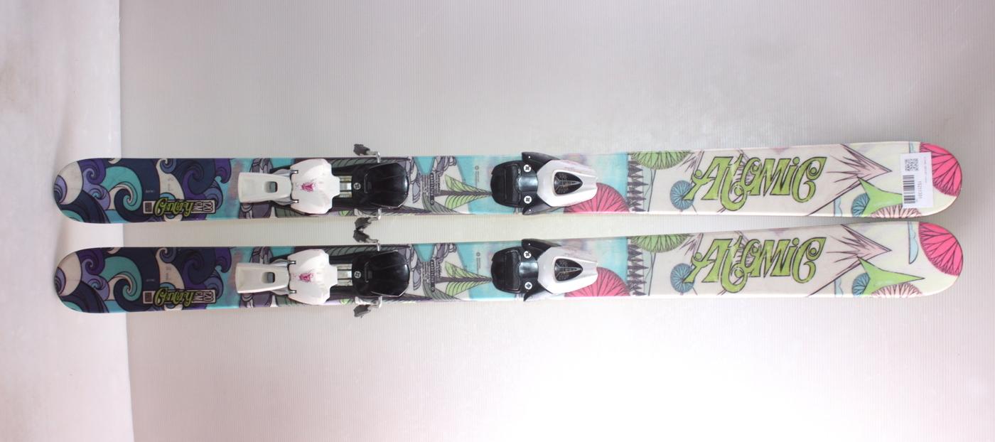 Dětské lyže ATOMIC CENTURY 120cm