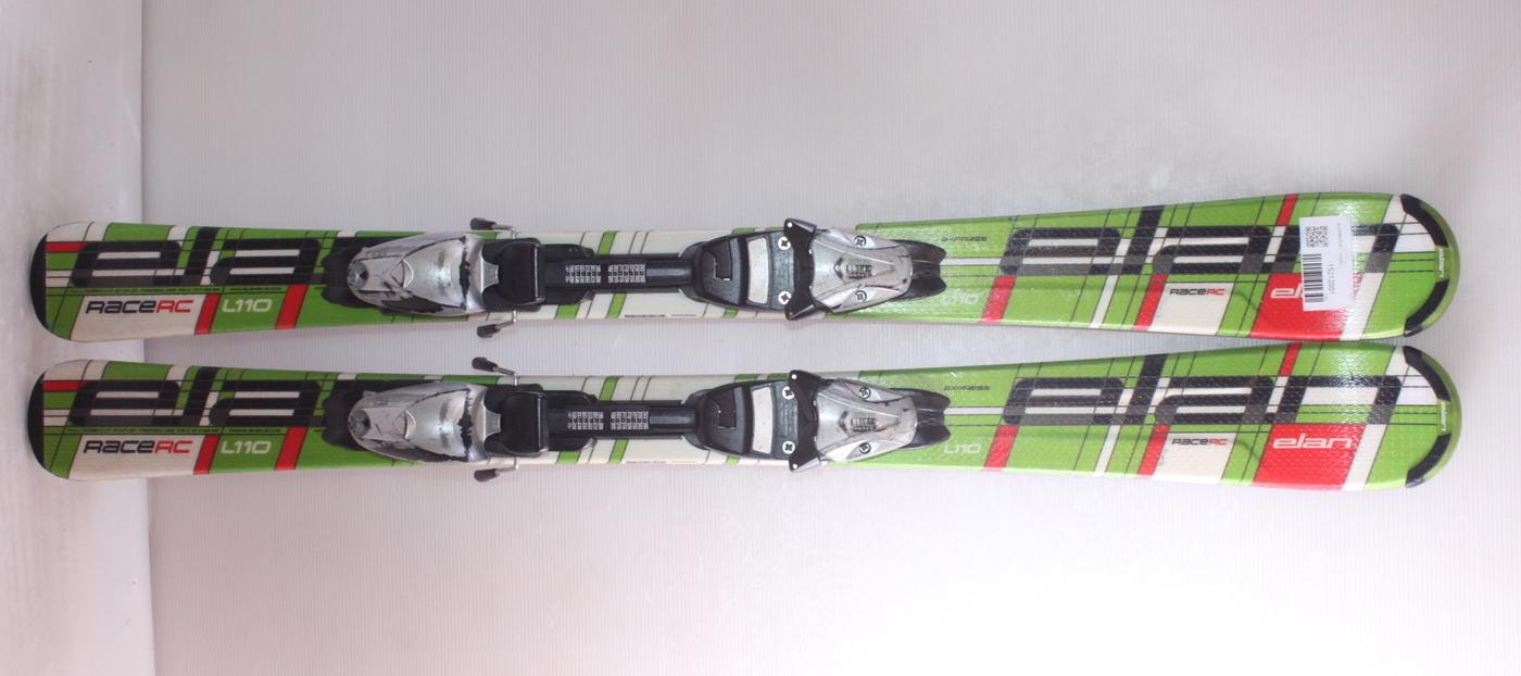 Dětské lyže ELAN RACE RC  110cm