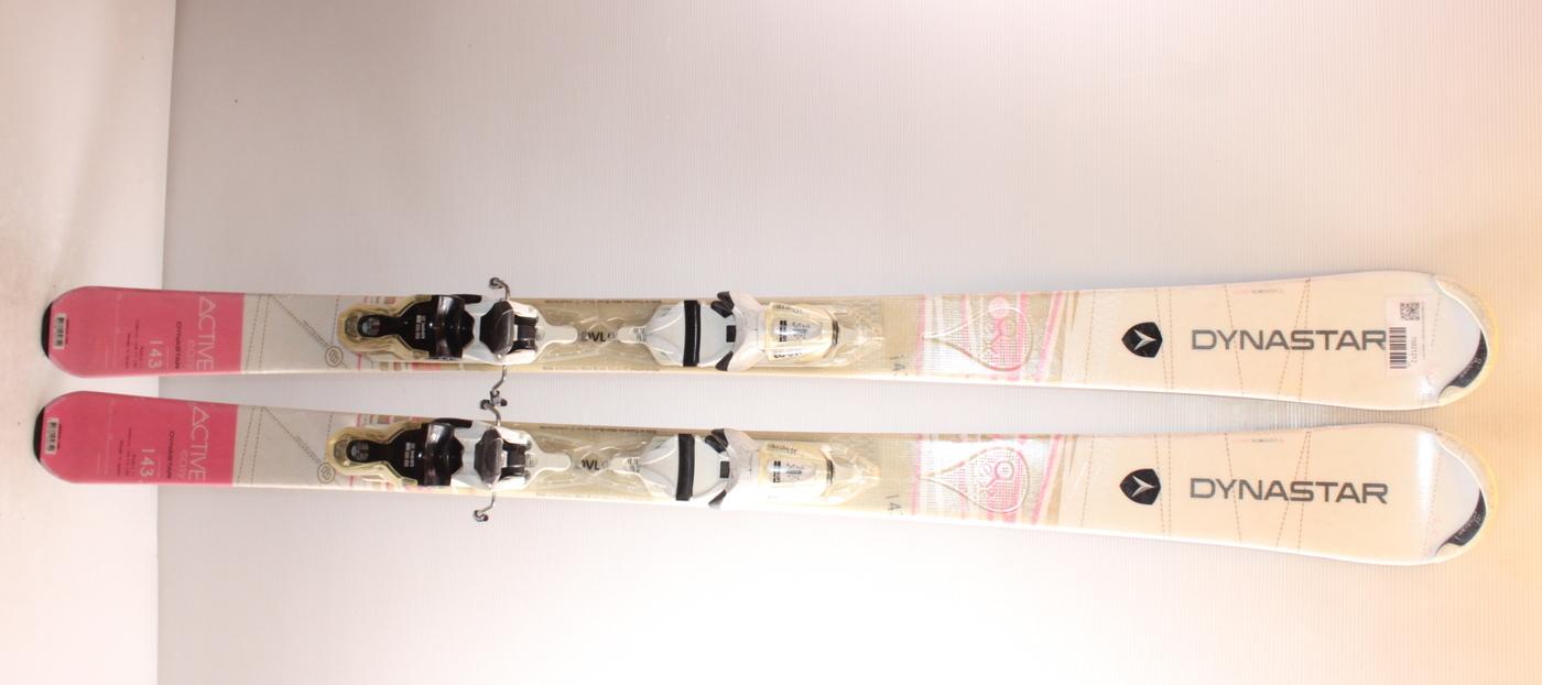 Dámské lyže DYNASTAR ACTIVE EASY 143cm