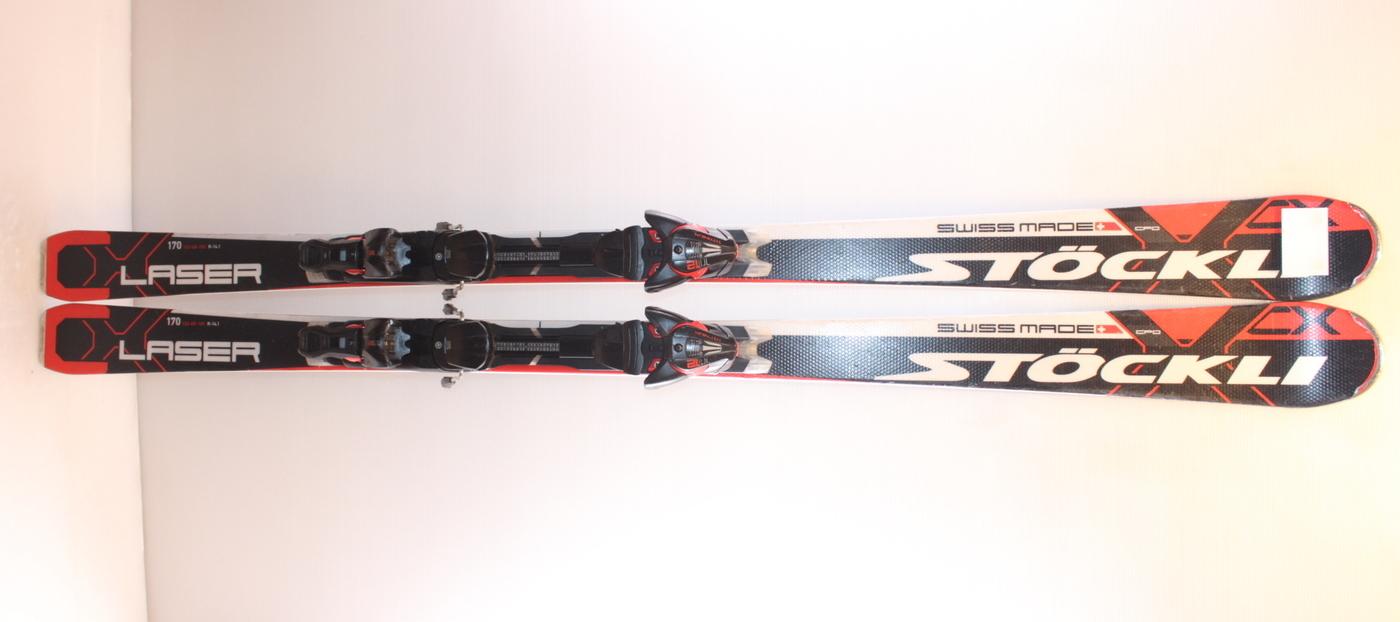 Lyže STOCKLI Laser CX 170cm