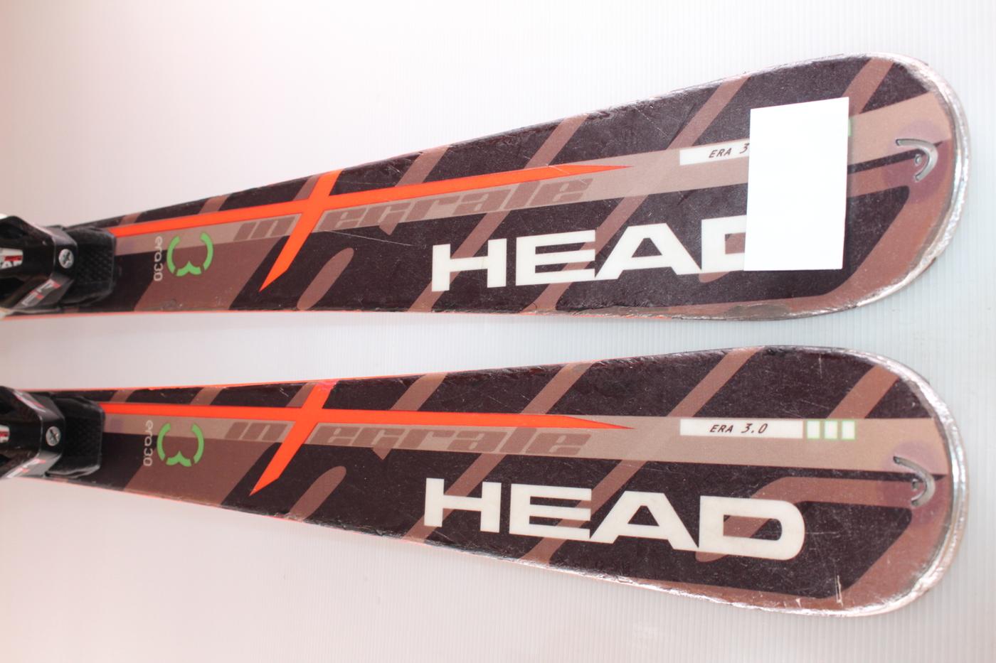 Lyže HEAD INTEGRALE 800 149cm