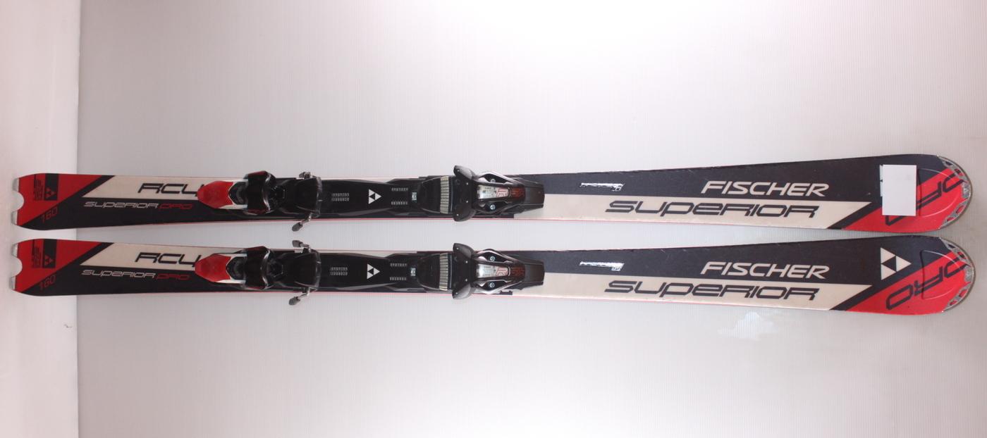 Lyže FISCHER RC4 SUPERIOR PRO 160cm