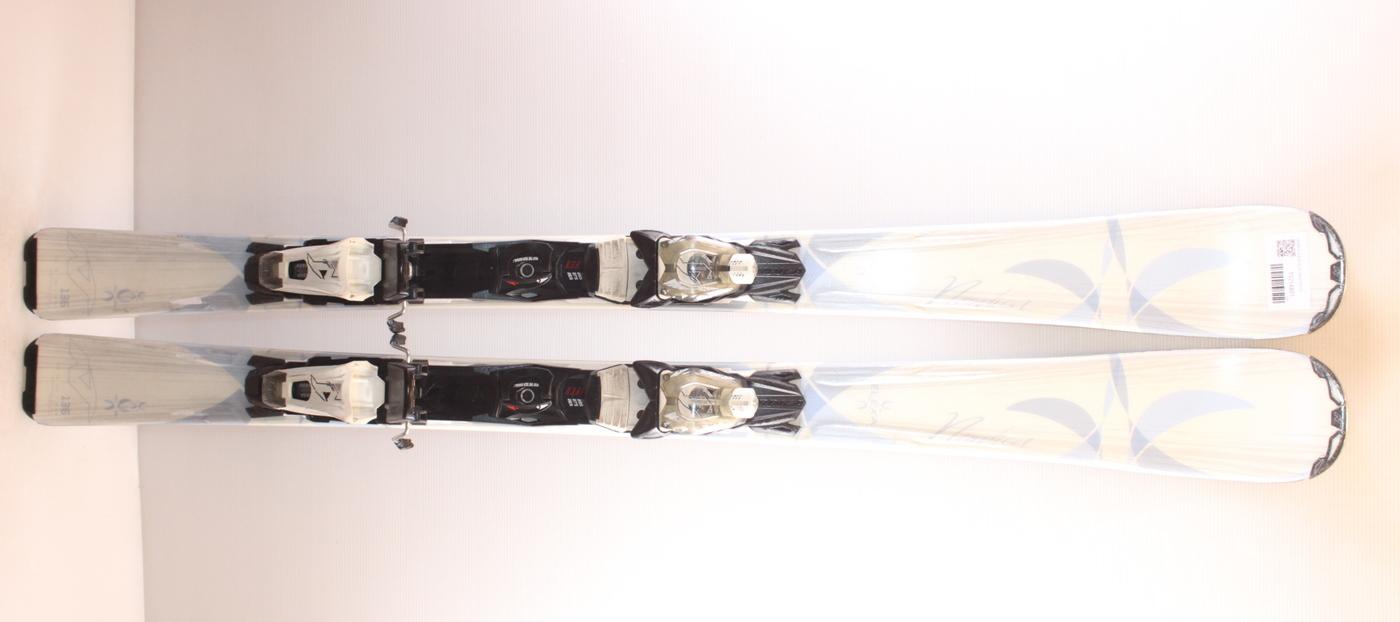Dámské lyže NORDICA ELEXA BLUE 136cm